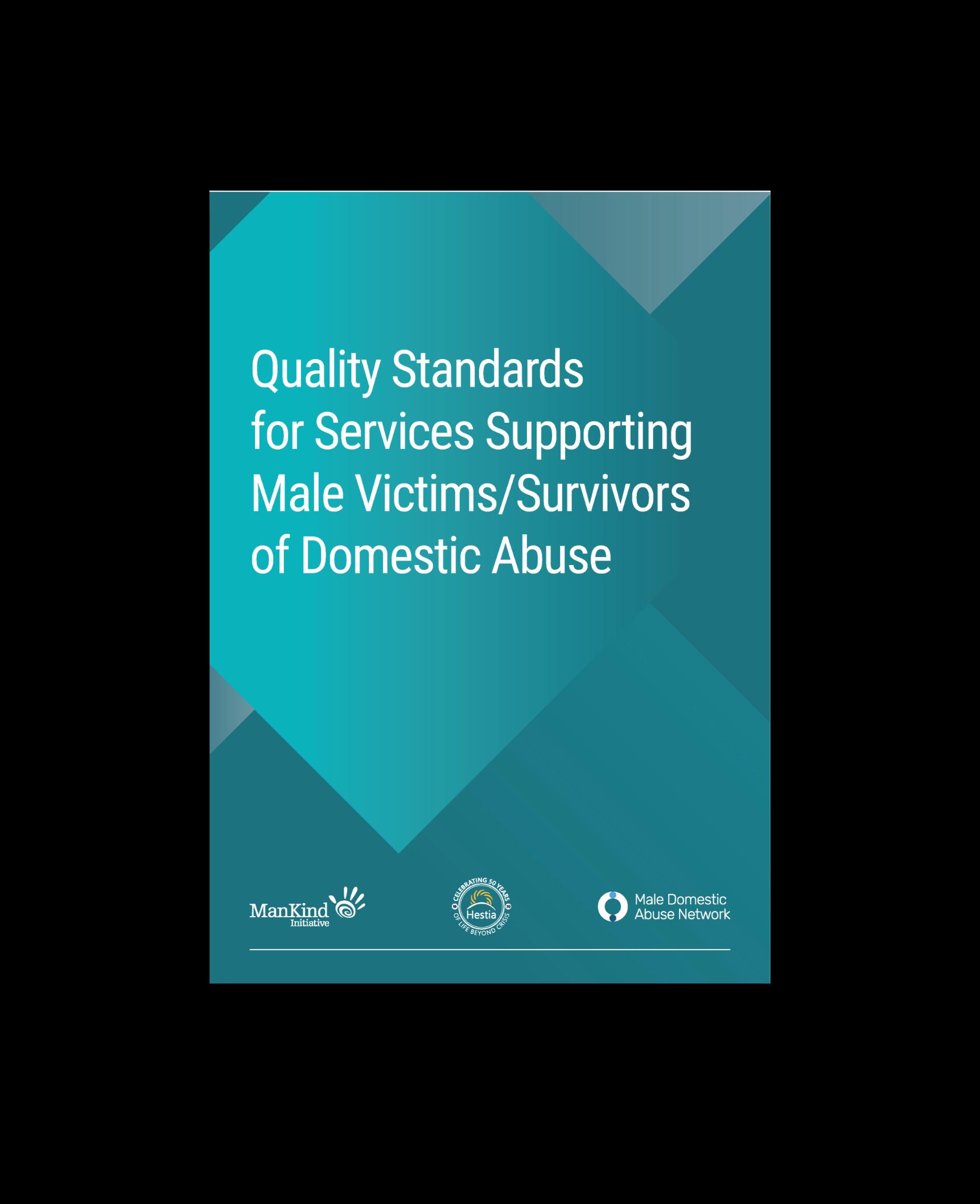 Service Standards mockup